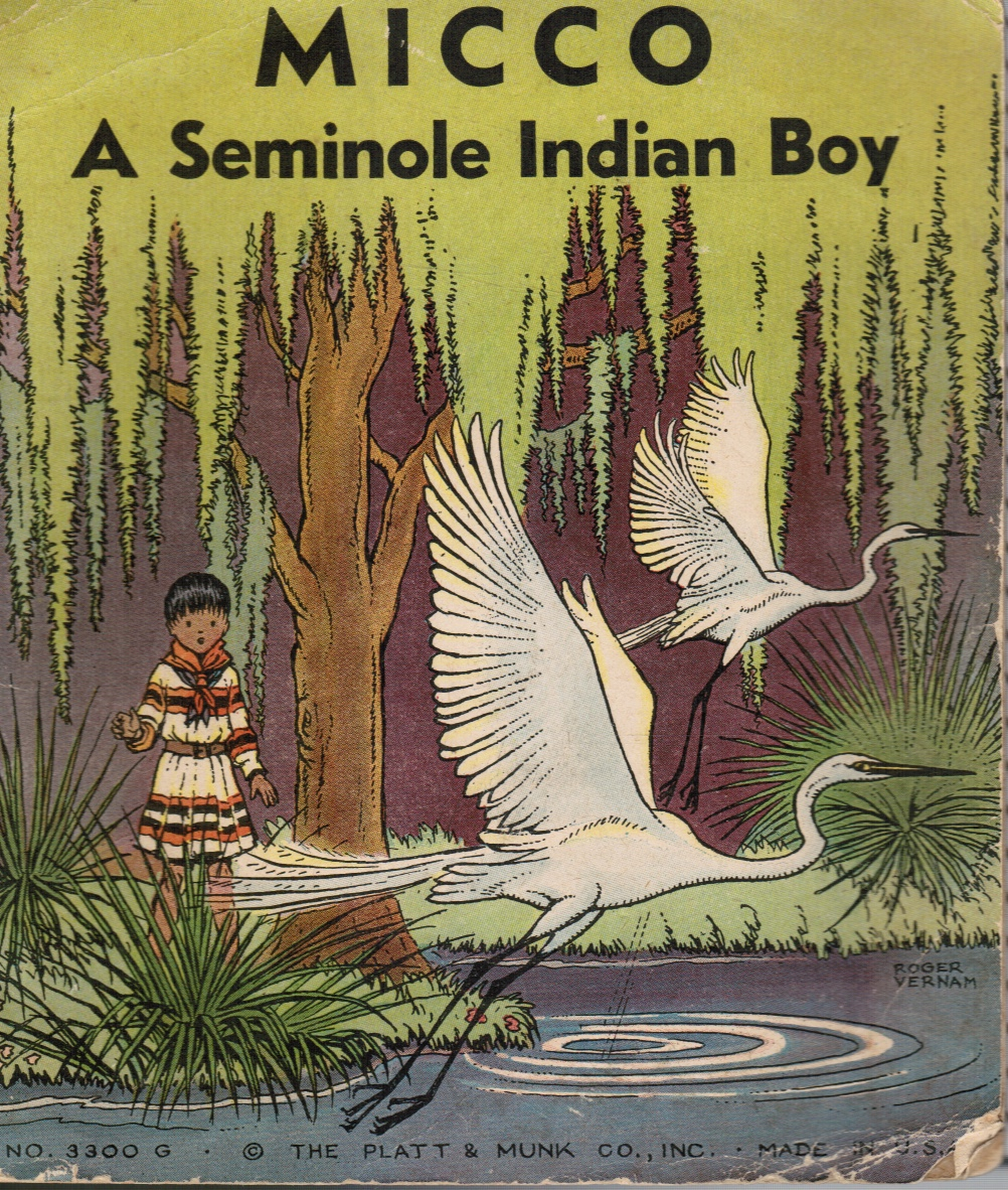 Image for Micco: a Seminole Indian Boy