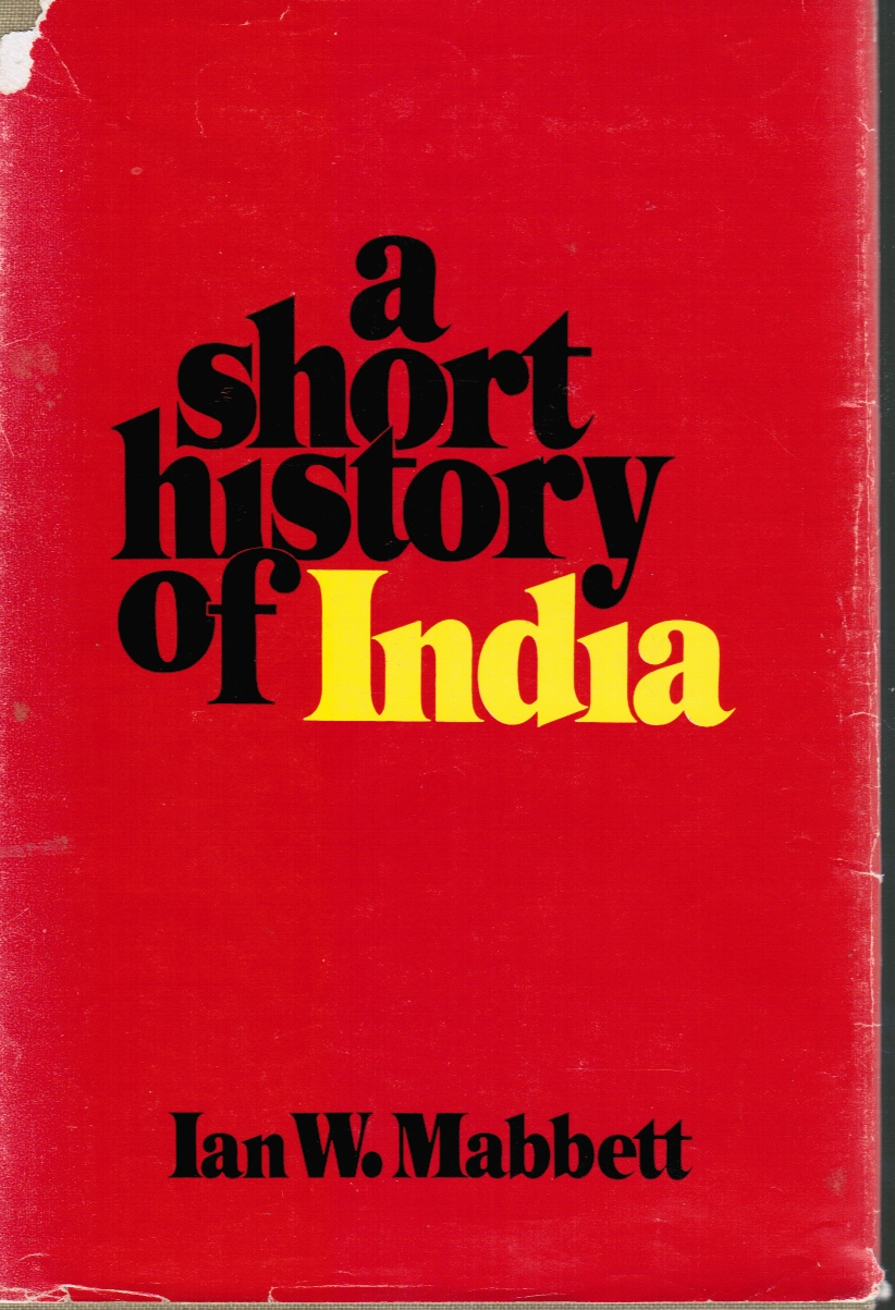 Image for A Short History of India