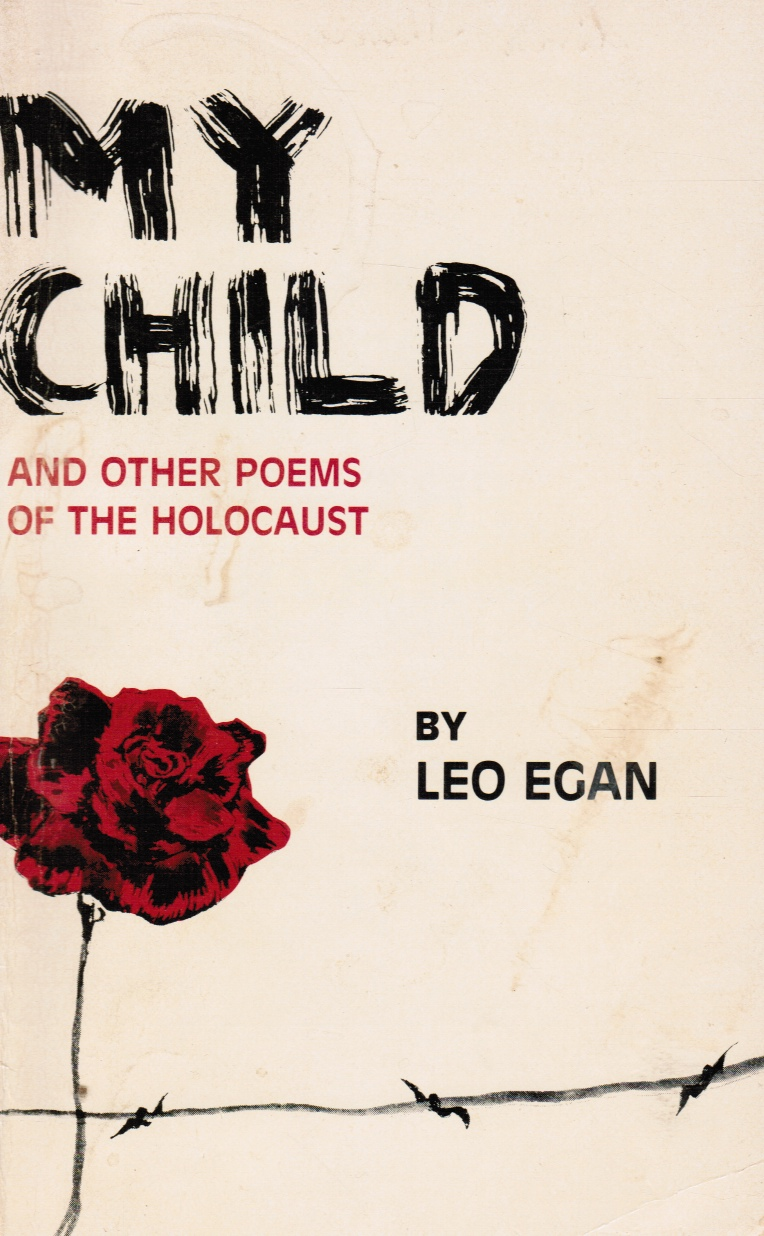 Image for My Child and Other Poems of the Holocaust