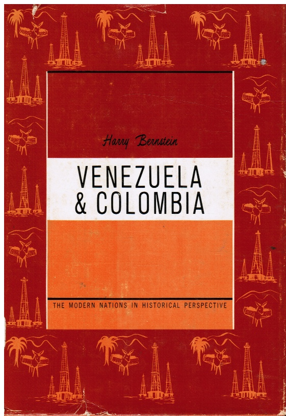 Image for Venezuela and Colombia