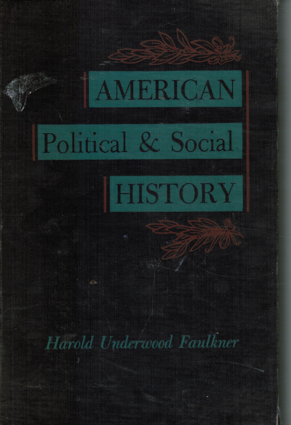 Image for American Political and Social History
