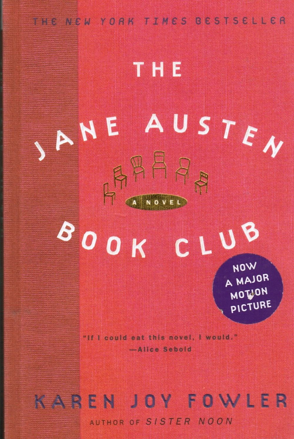 Image for The Jane Austen Book Club - a Novel