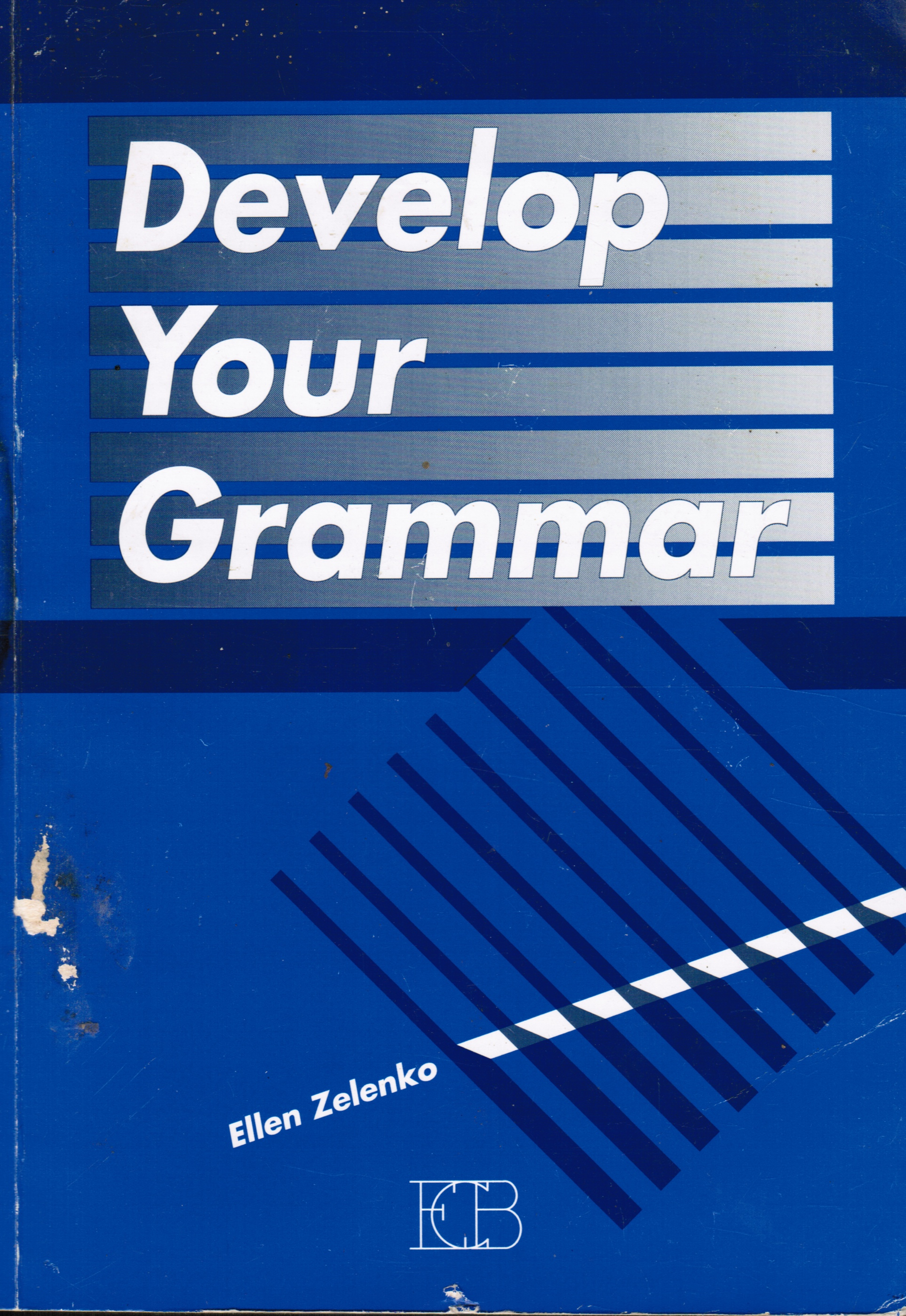 Image for Develop Your Grammar