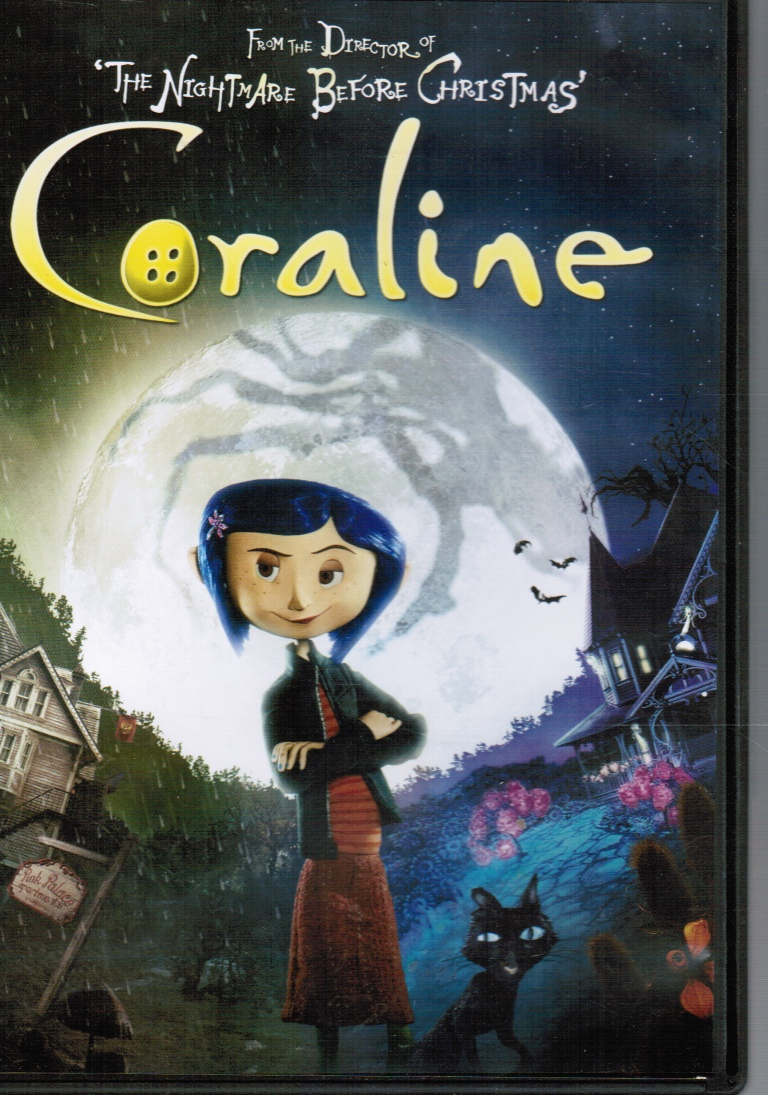 Image for Coraline: Single-Disc Edition W/ 3D