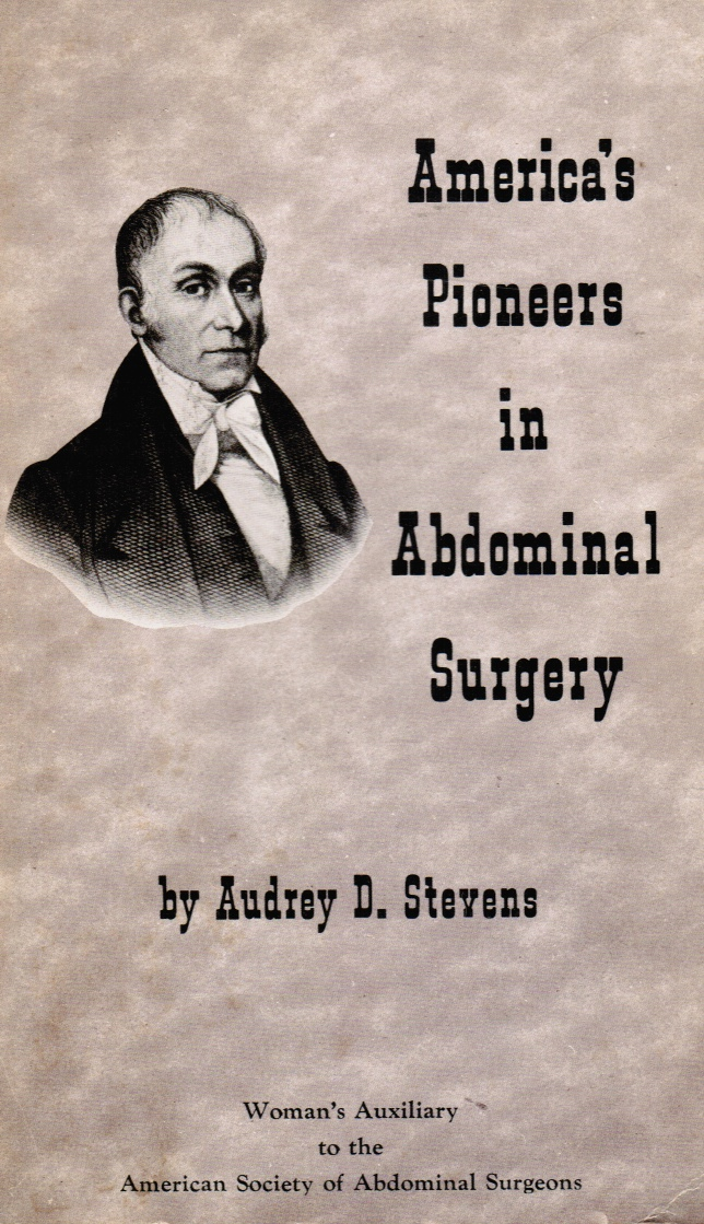 Image for America's Pioneers in Abdominal Surgery
