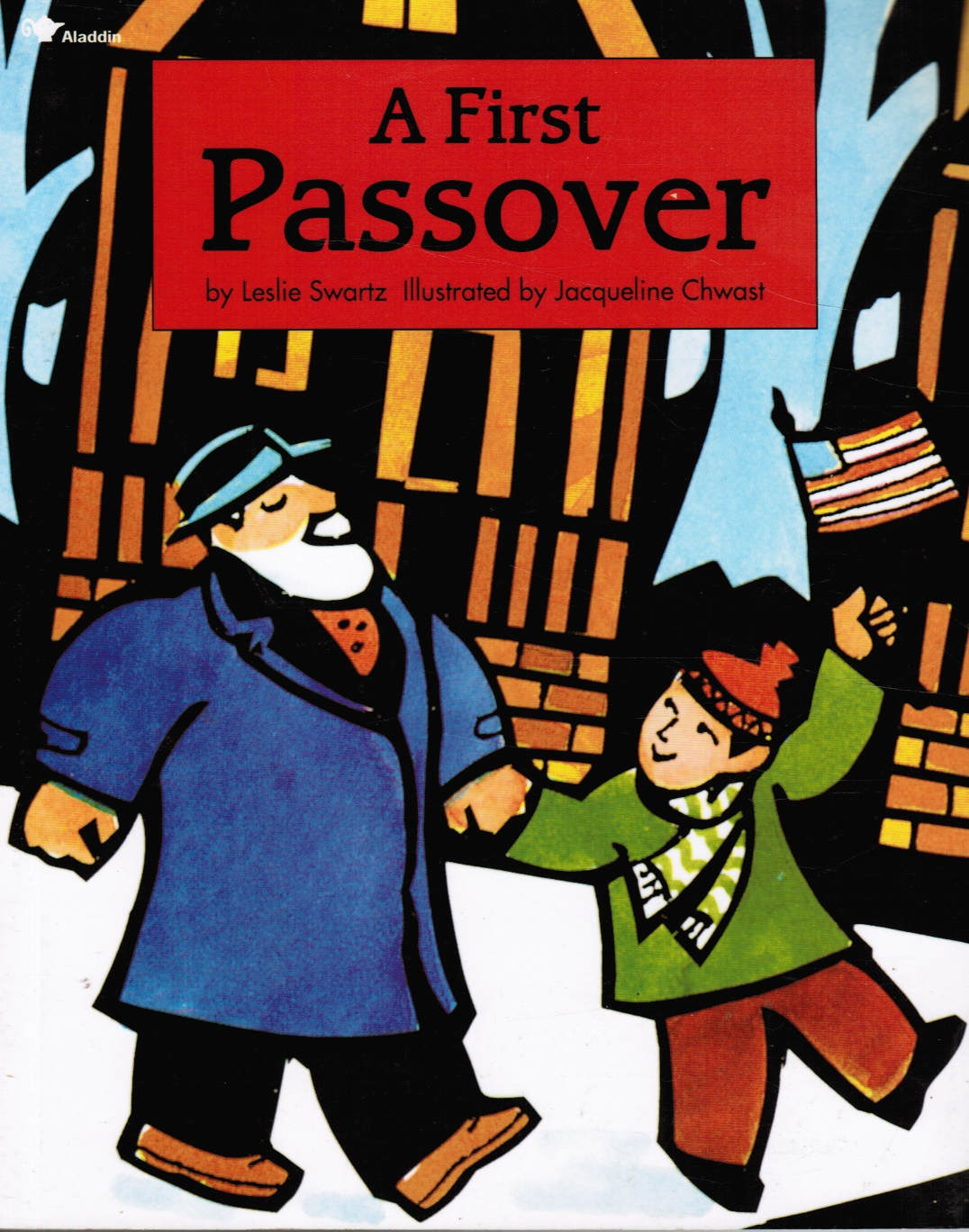 Image for A First Passover