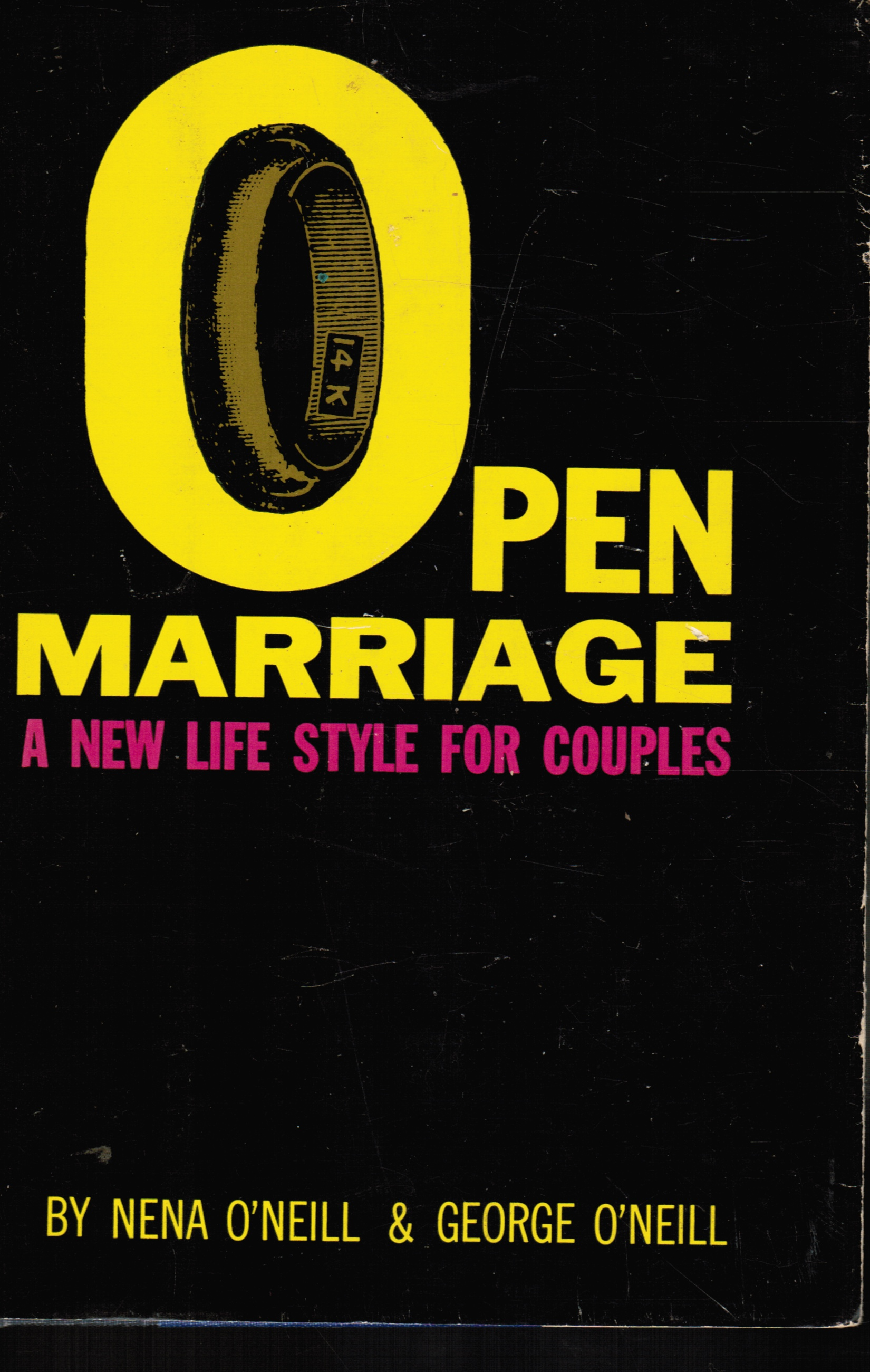 Image for Open Marriage: a New Life Style for Couples