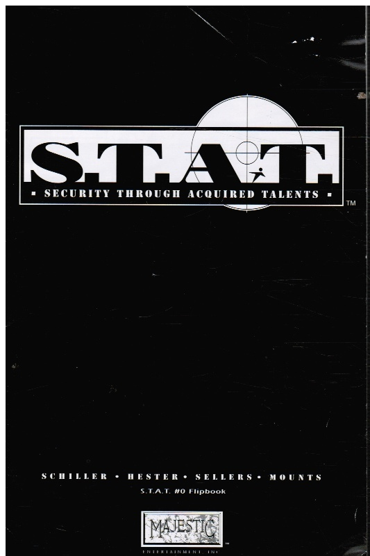 Image for S. T. A. T #0 Security through Acquired Talents