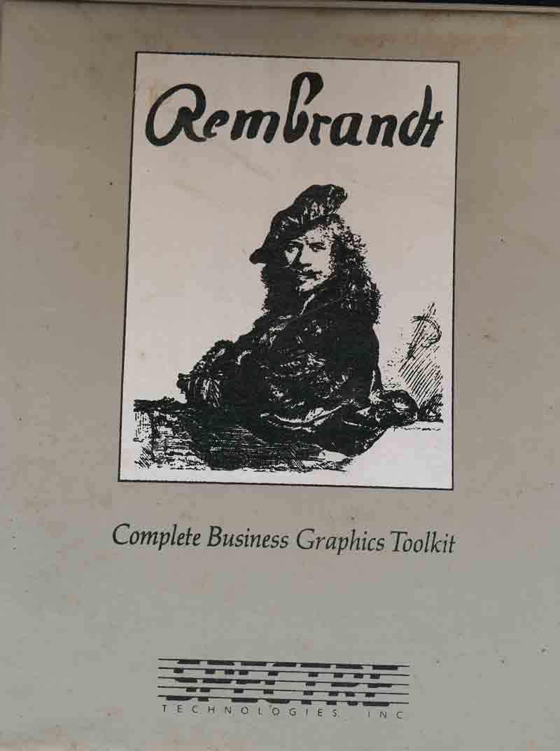 Image for Rembrandt: Complete Business Graphics Toolkit