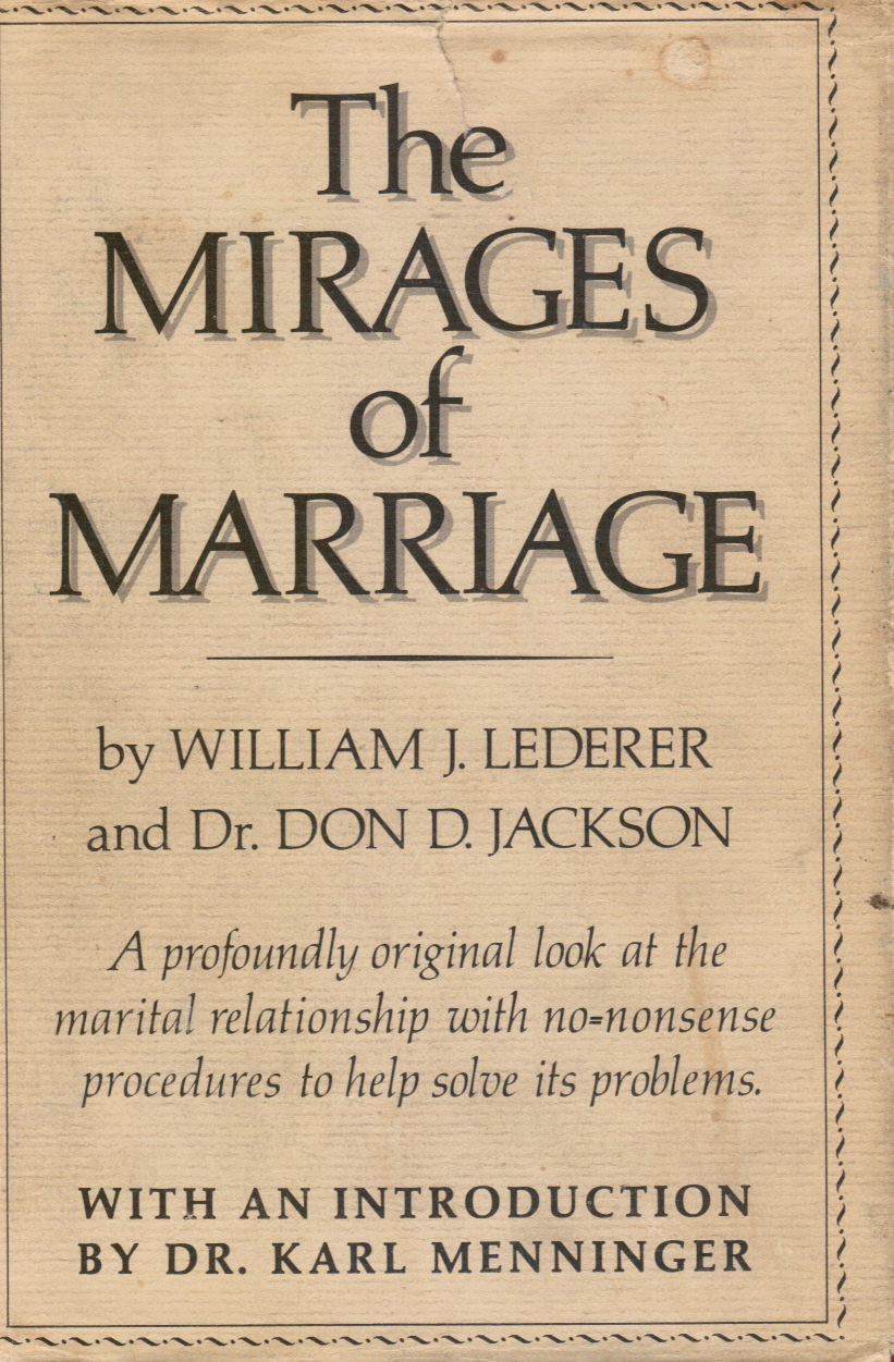 Image for The Mirages of Marriage