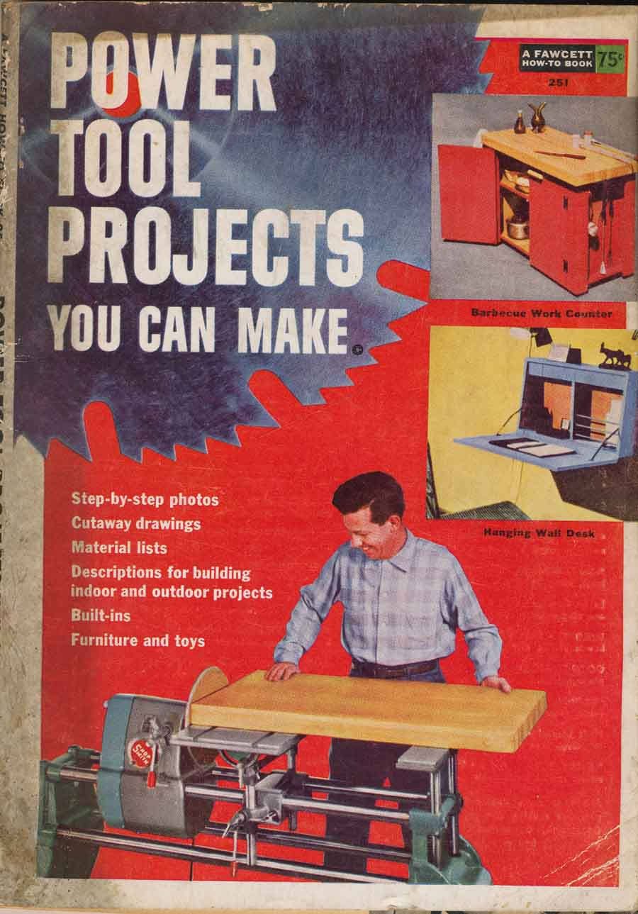Image for Power Tool Projects You Can Make