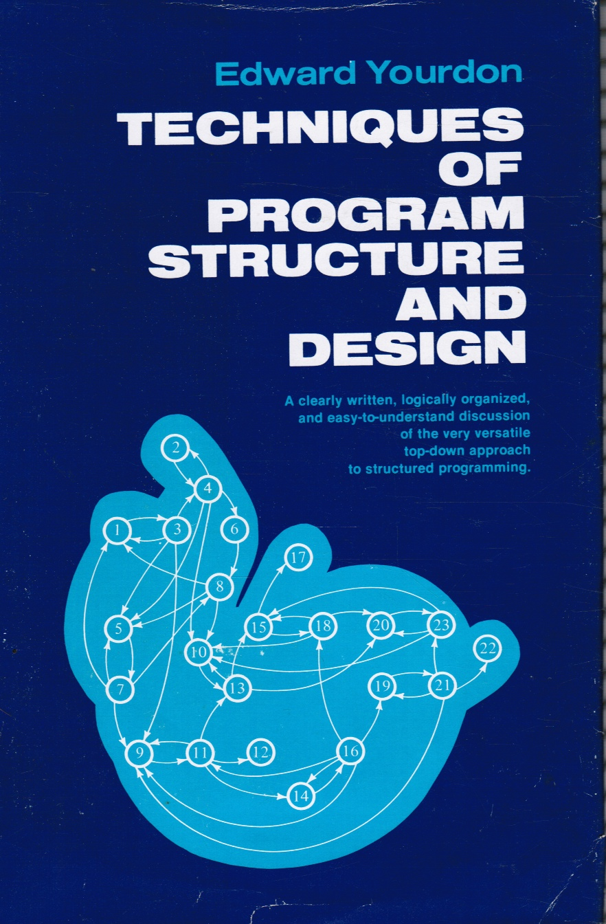 Image for Techniques of Program Structure and Design