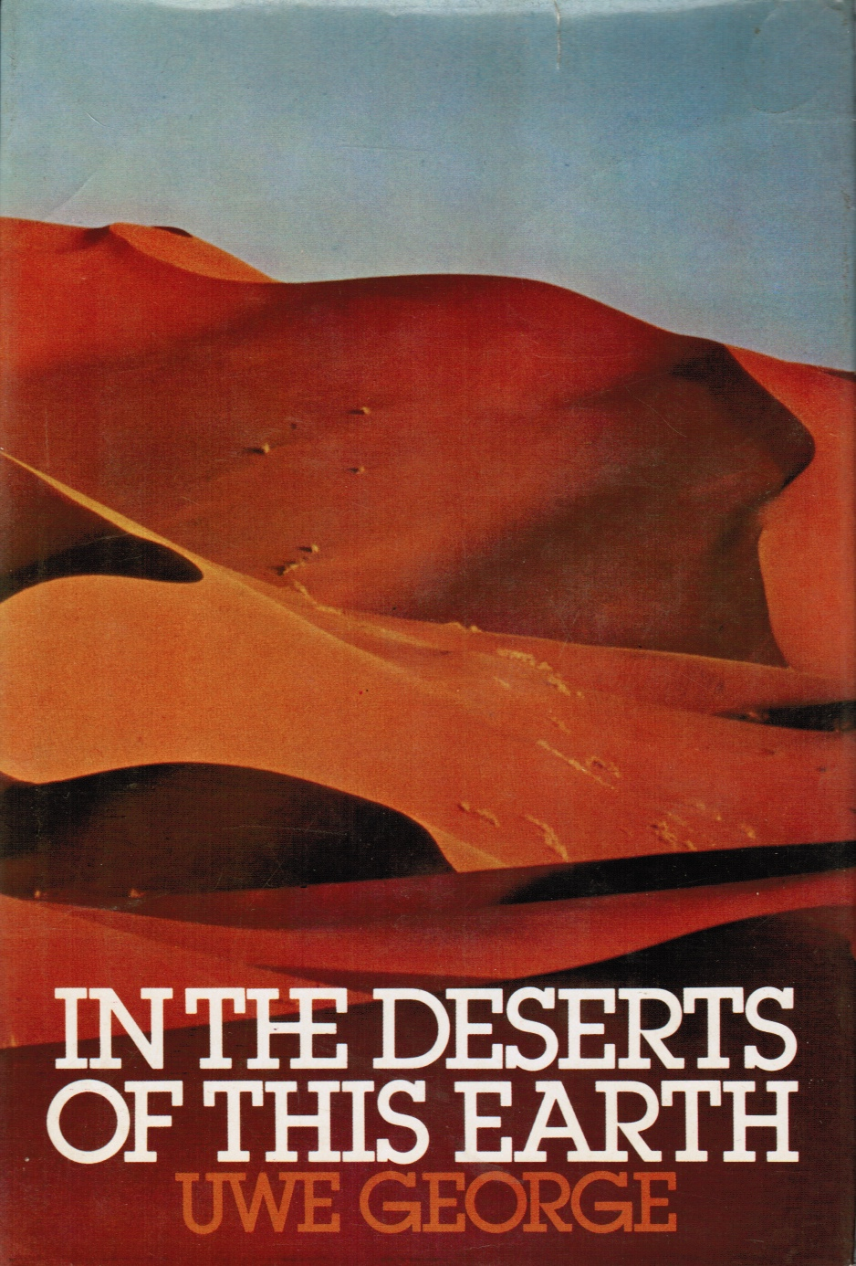 Image for In the deserts of this Earth
