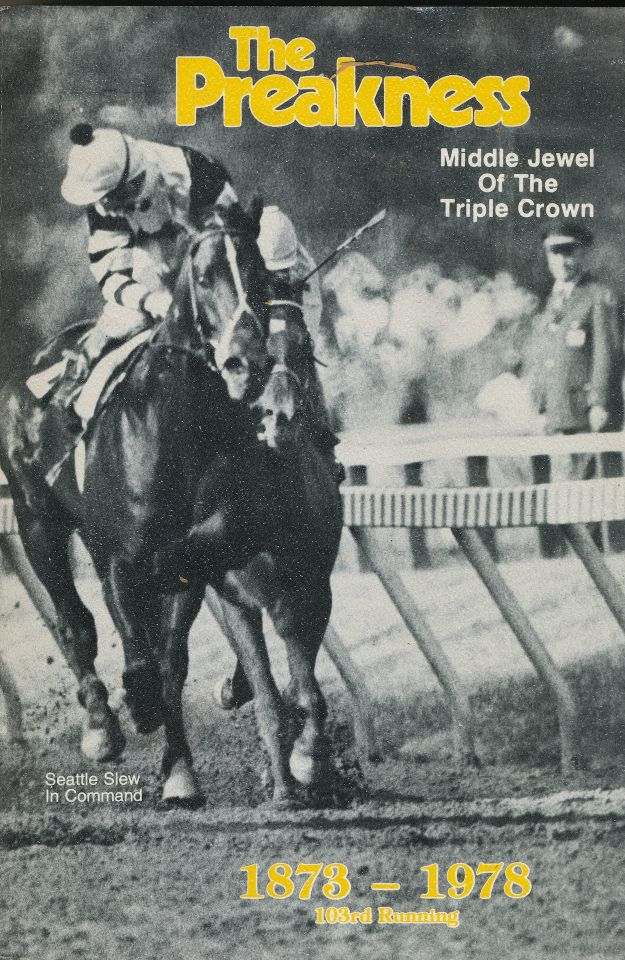 Image for The Preakness: Middle Jewel of the Triple Crown 1873-1978