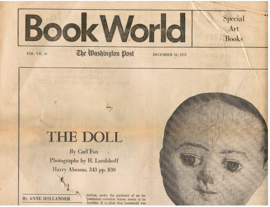Image for 1972 - Book World: the Washington Post - December 10, 1972