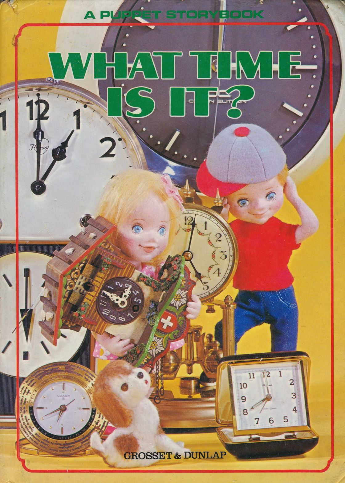 Image for What Time Is It?