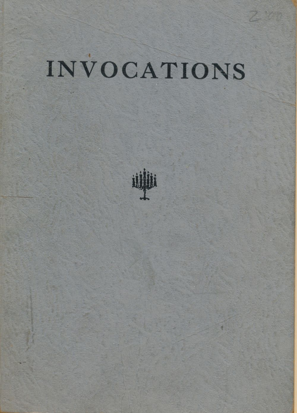 Image for Invocations