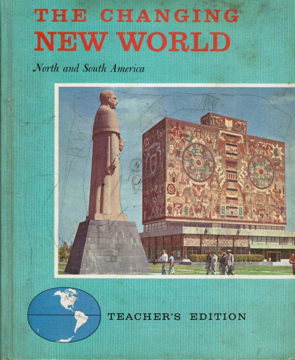 Image for The Changing New World: North and South America Teacher's Edition