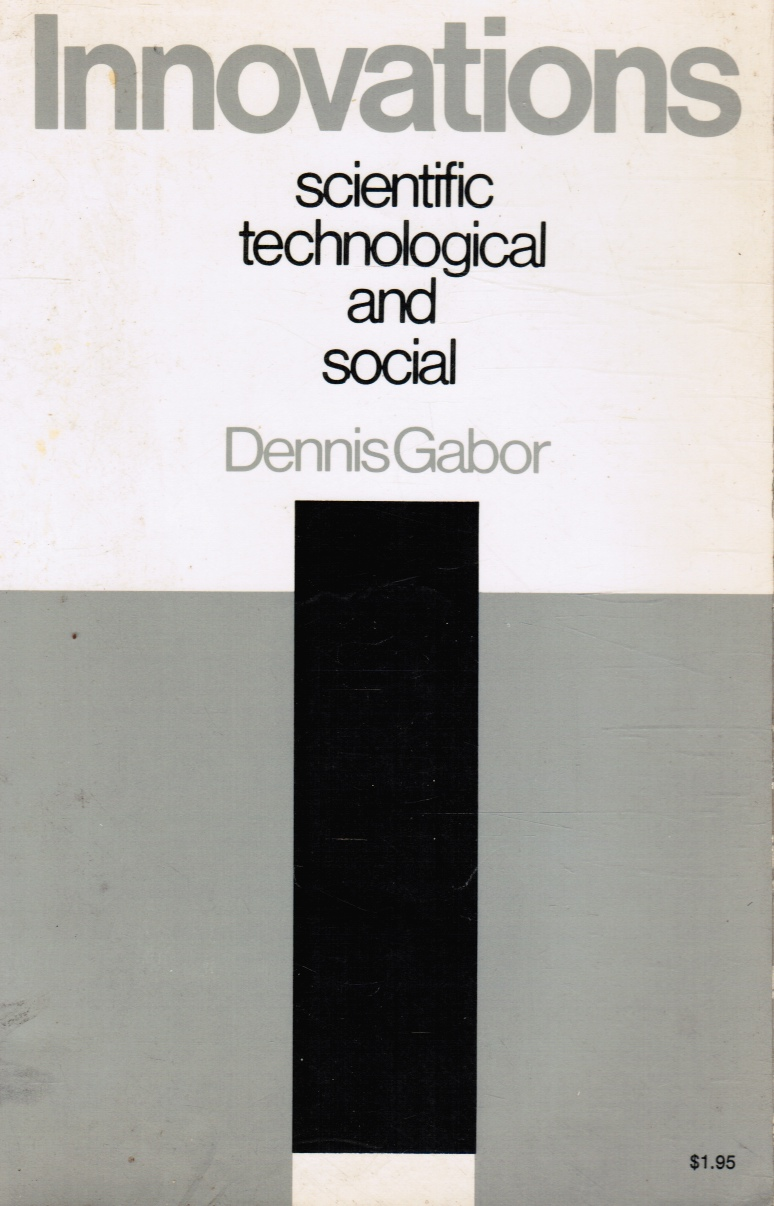 Image for Innovations: Scientific, Technological, and Social