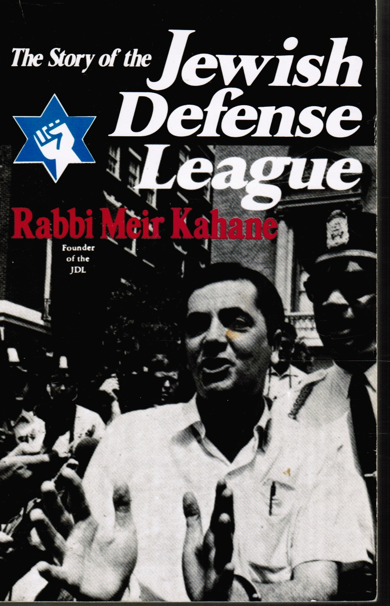 Image for The Story of the Jewish Defense League
