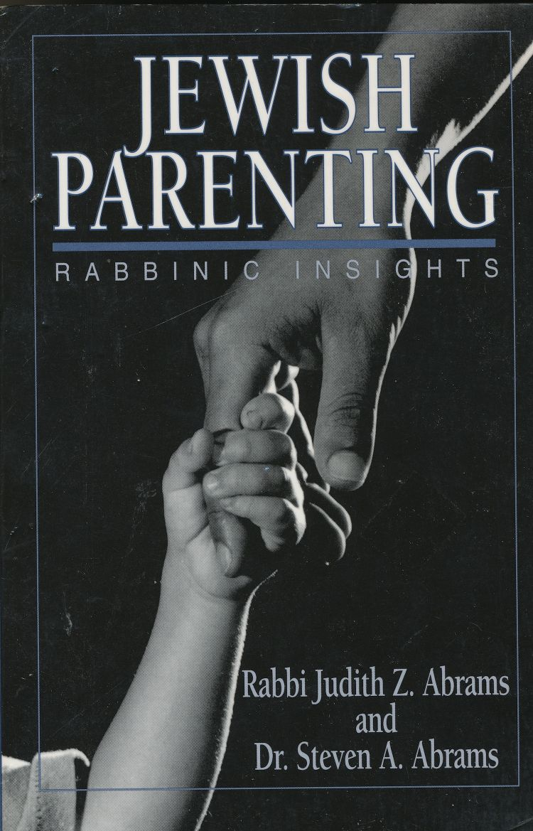 Image for Jewish Parenting: Rabbinic Insights