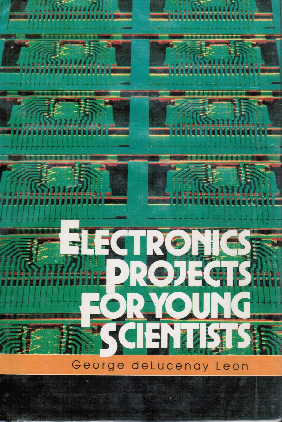 Image for Electronics Projects for Young Scientists