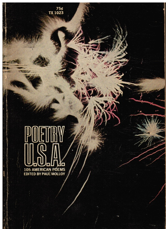 Image for Poetry U.S.A: 105 American Poems