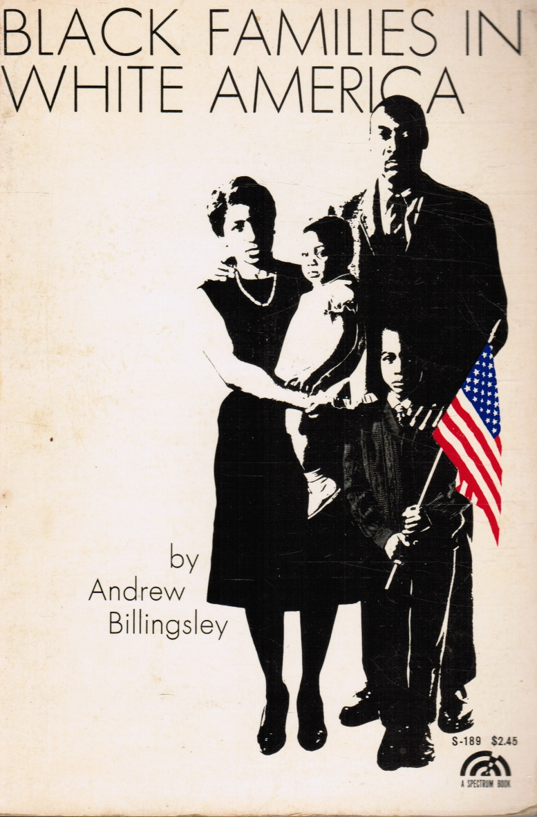 Image for Black families in white America
