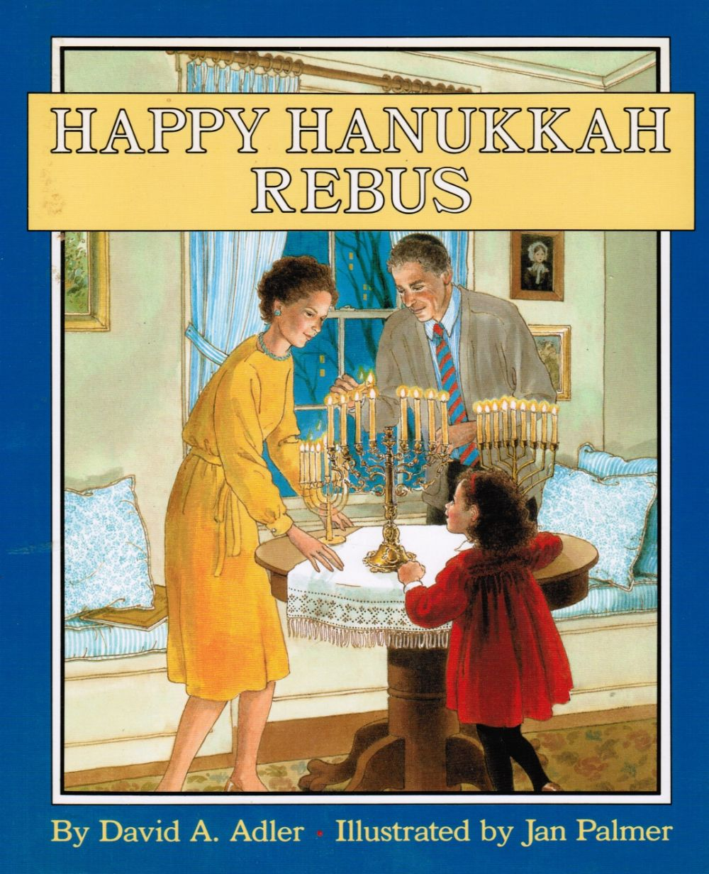 Image for Happy Hanukkah Rebus