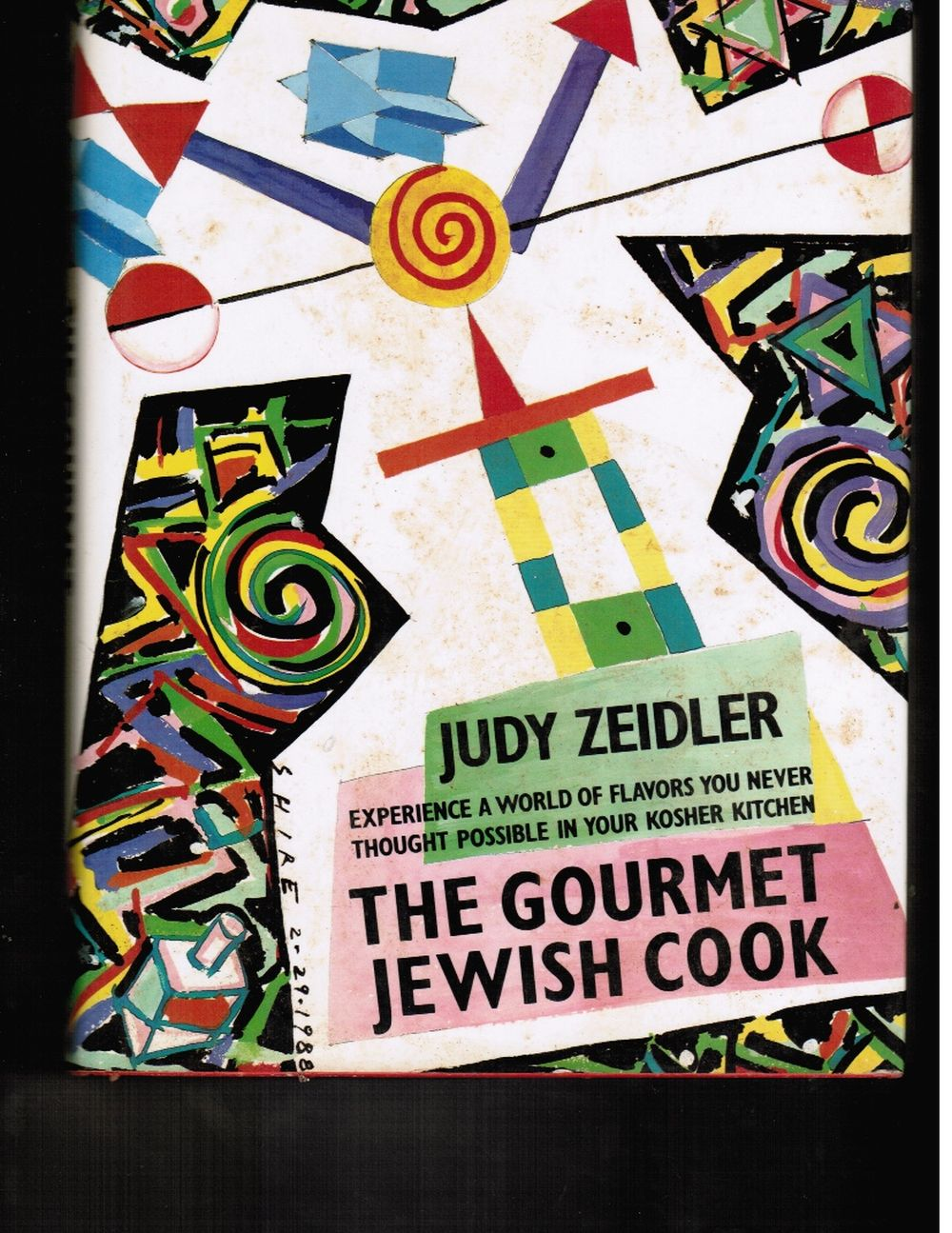 Image for The Gourmet Jewish Cook (SIGNED)