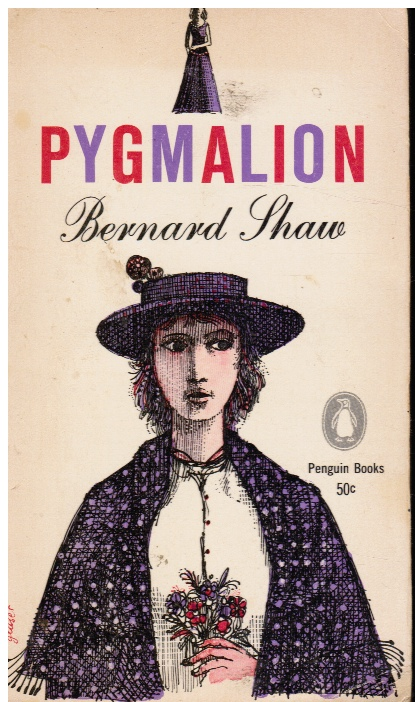 Image for PYGMALION: a Romance in Five Acts