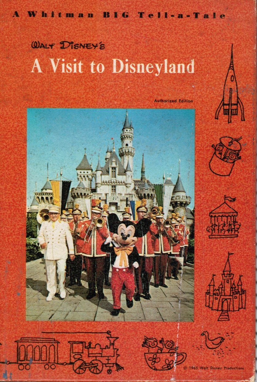 Image for Walt Disney's - a Visit to Disneyland