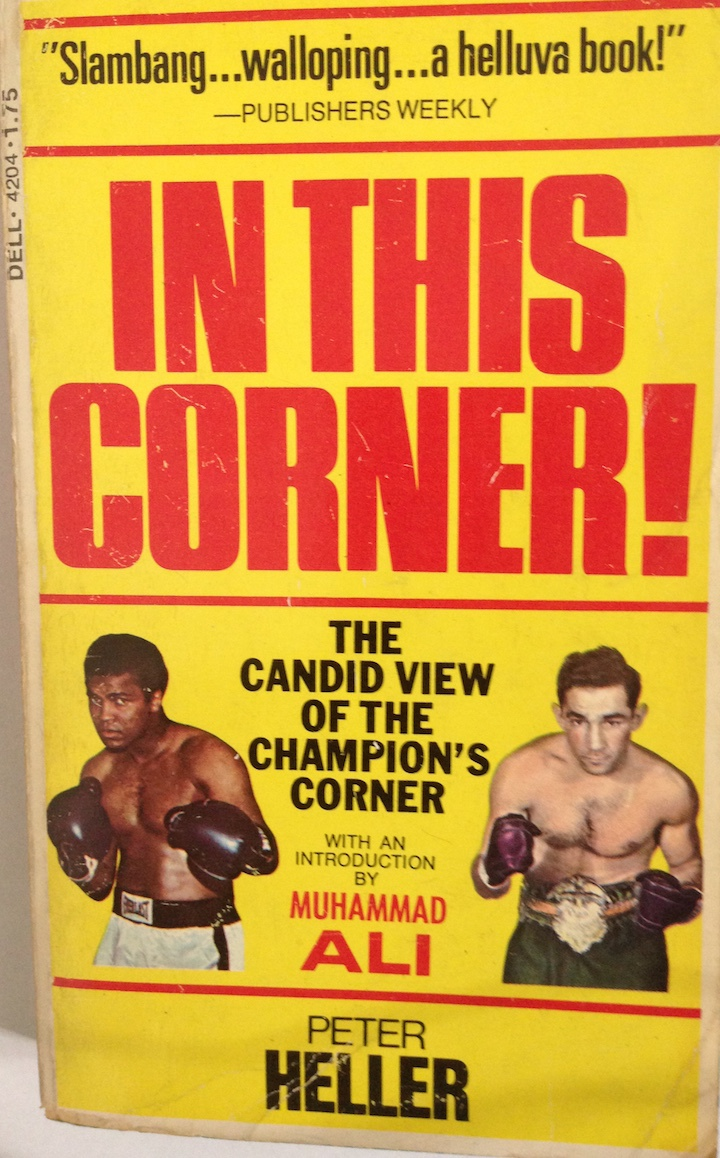 Image for In This Corner: The Candid View of the Champion's Corner