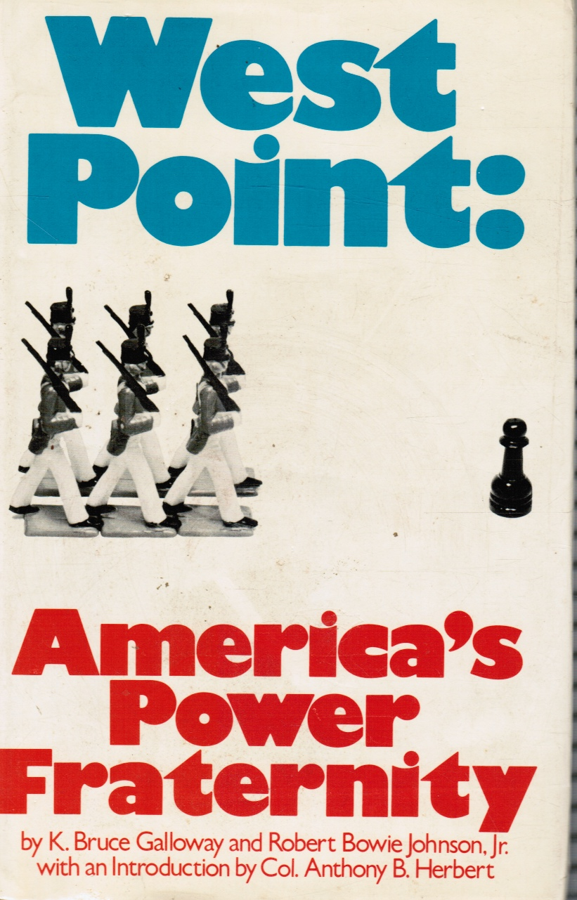 Image for West Point; America's Power Fraternity