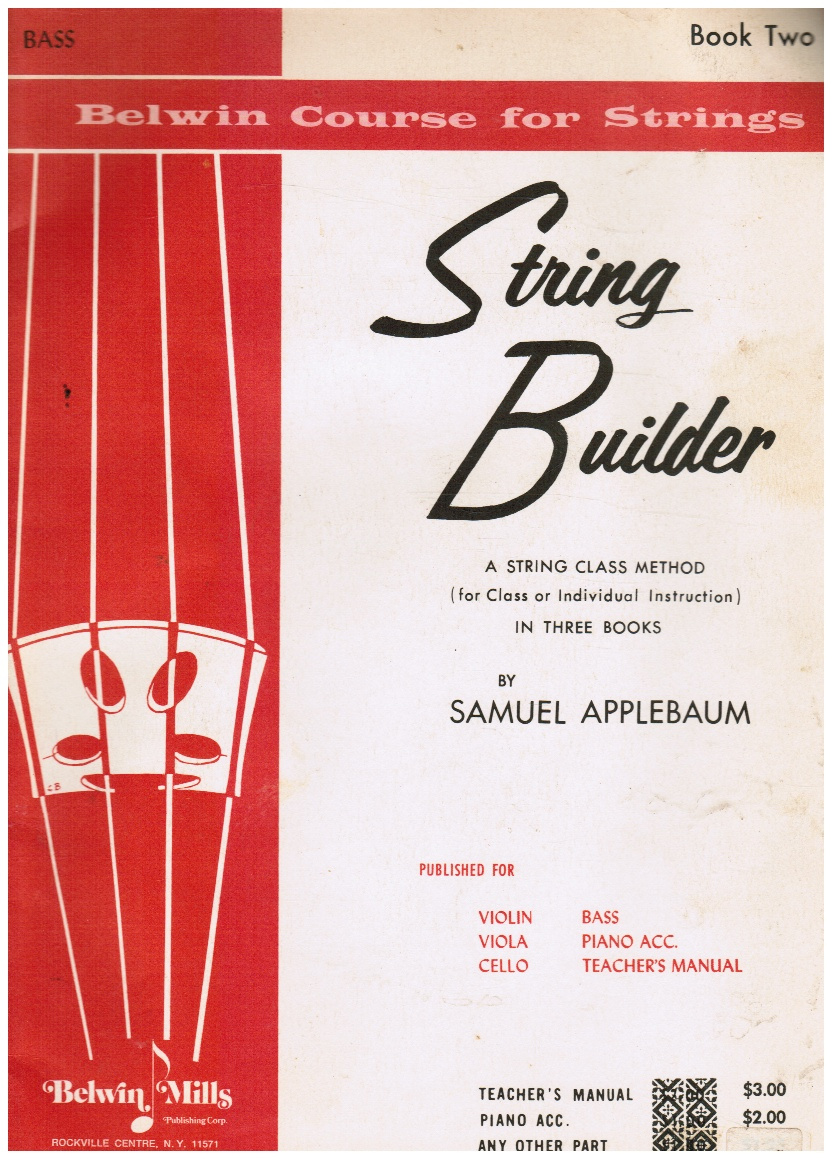Image for String Builder: Book Two