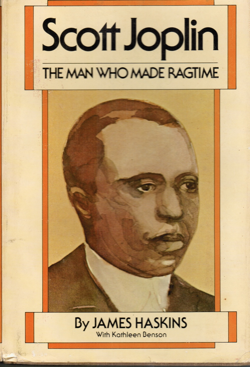 Image for Scott Joplin: the Man Who Made Ragtime