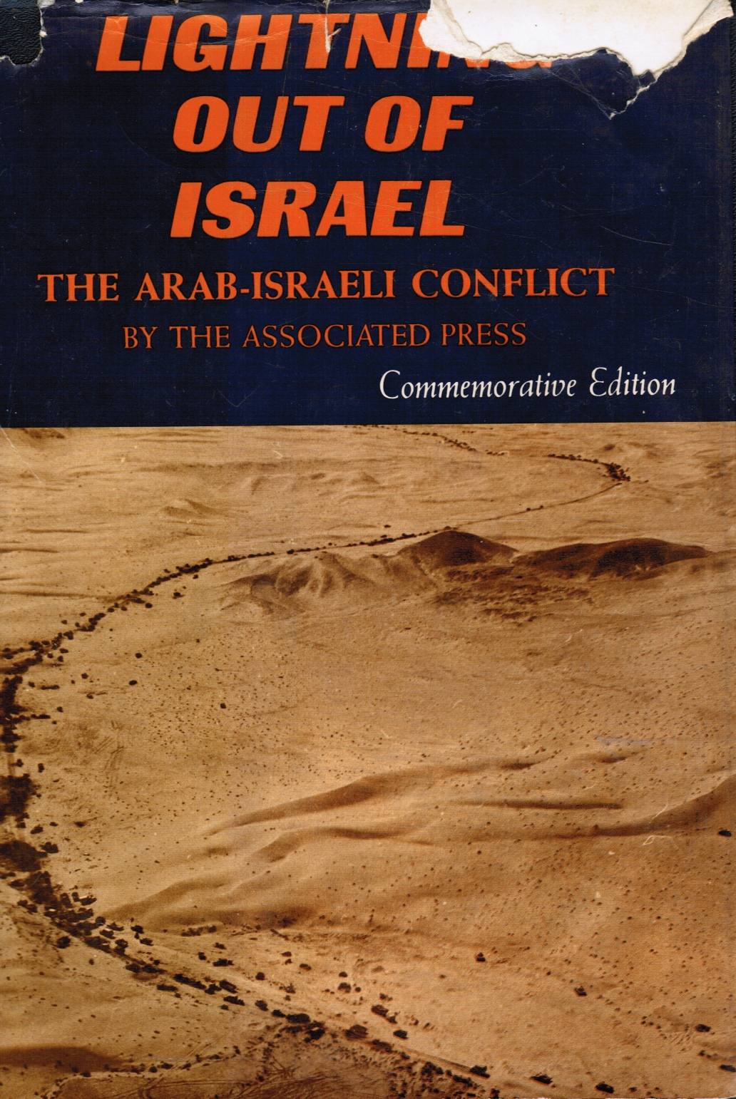 Image for Lightning out of Israel: COMMEMORATIVE EDITION