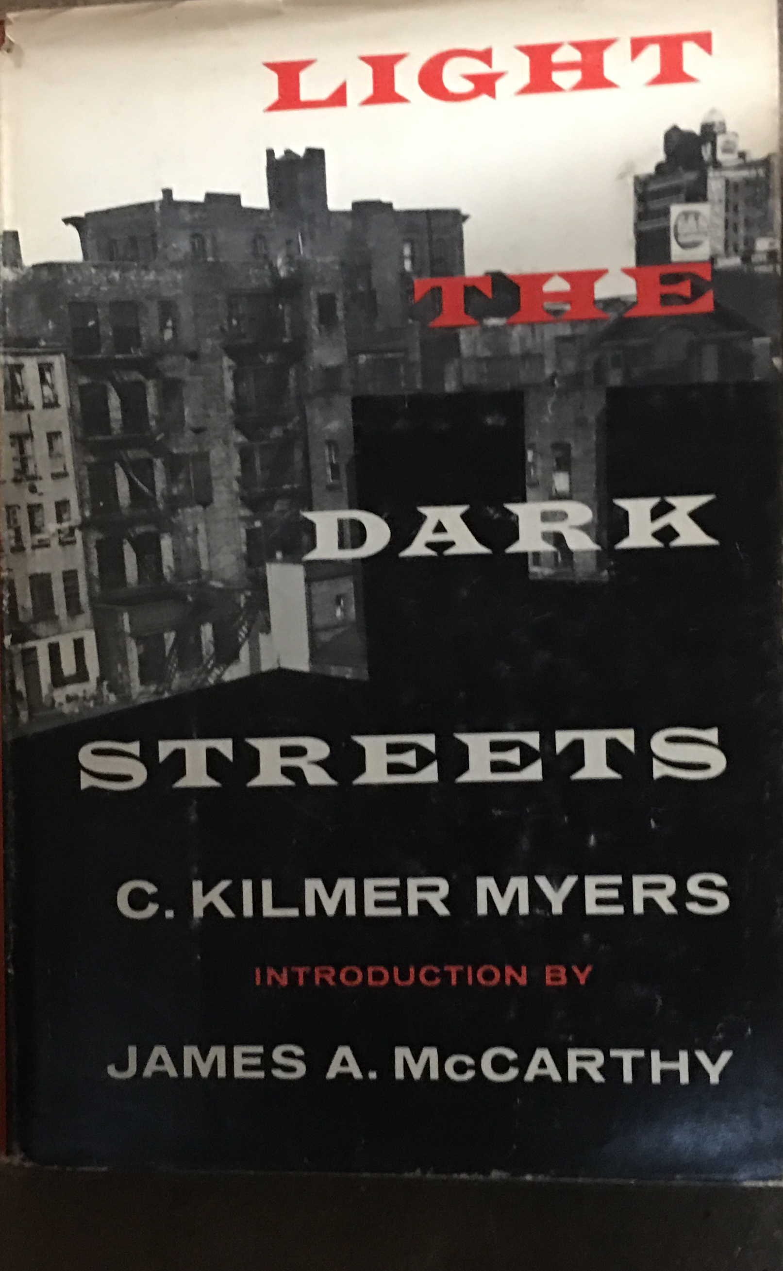 Image for Light the Dark Streets