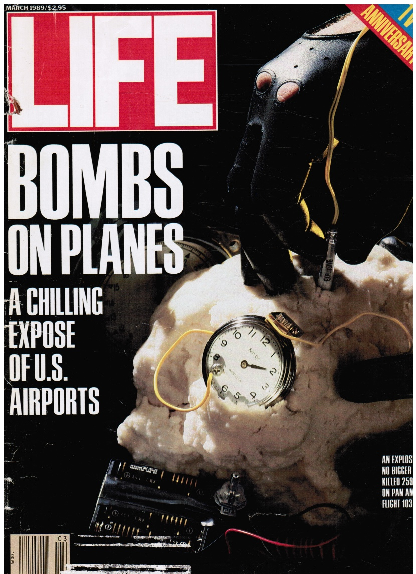 Image for LIFE Magazine - March, 1989 Bombs on Planes (Cover)
