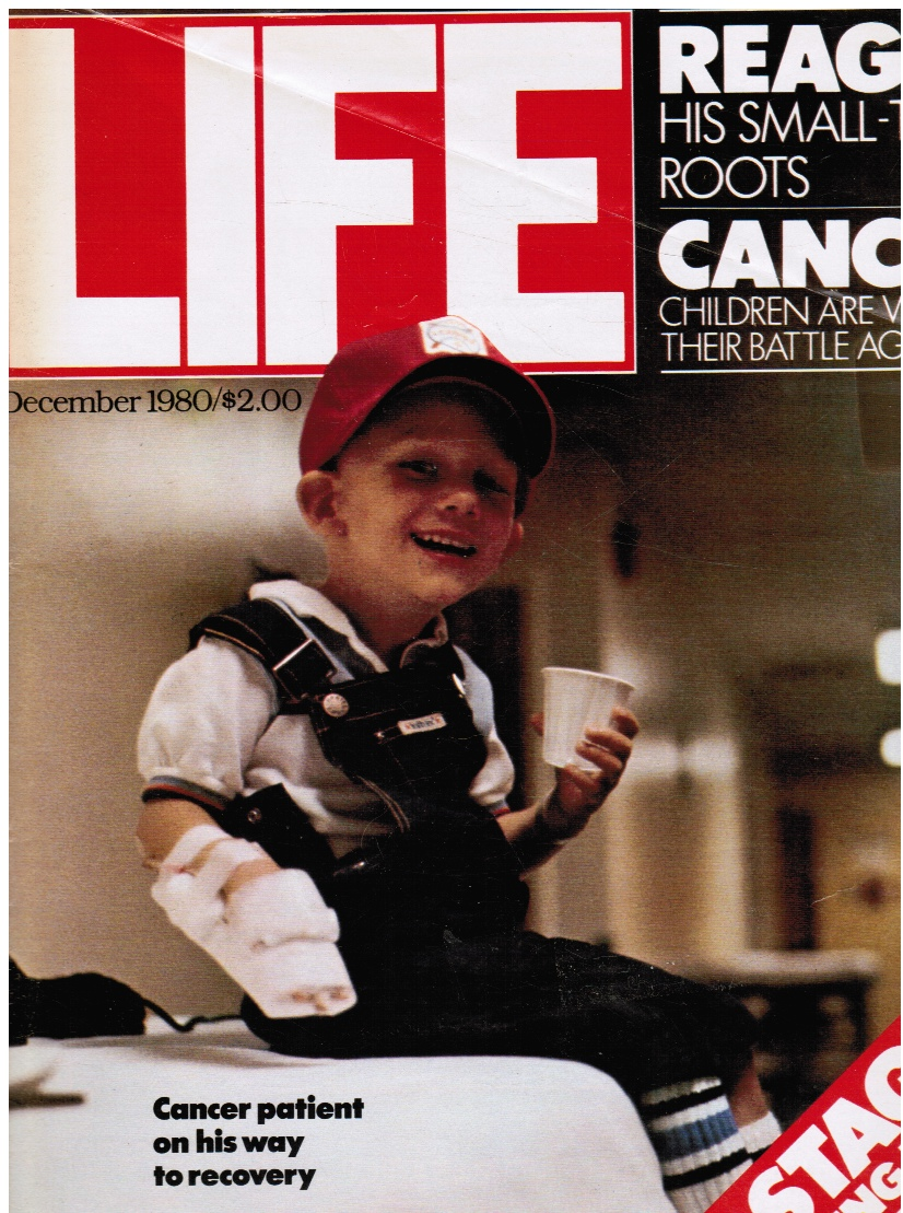 Image for Life Magazine, Vol. 3, No. 12: December 1980