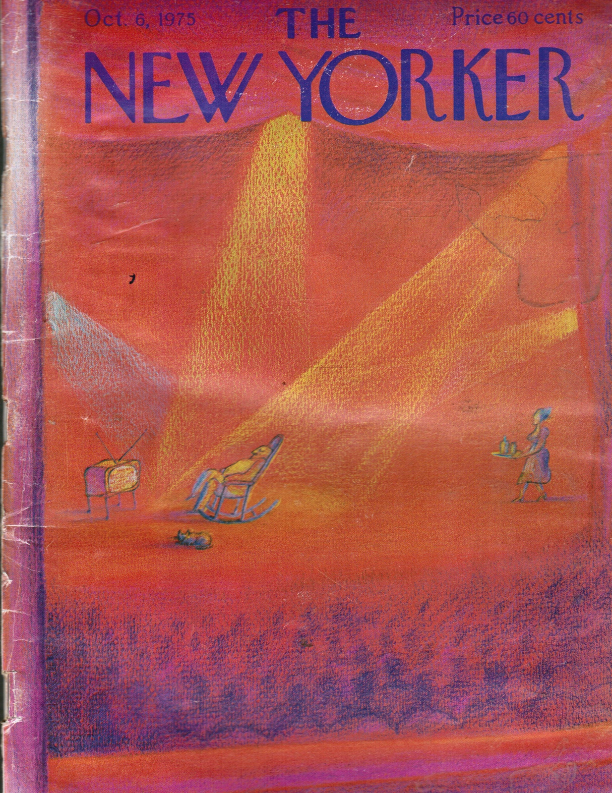 Image for The New Yorker Magazine: October 6, 1975
