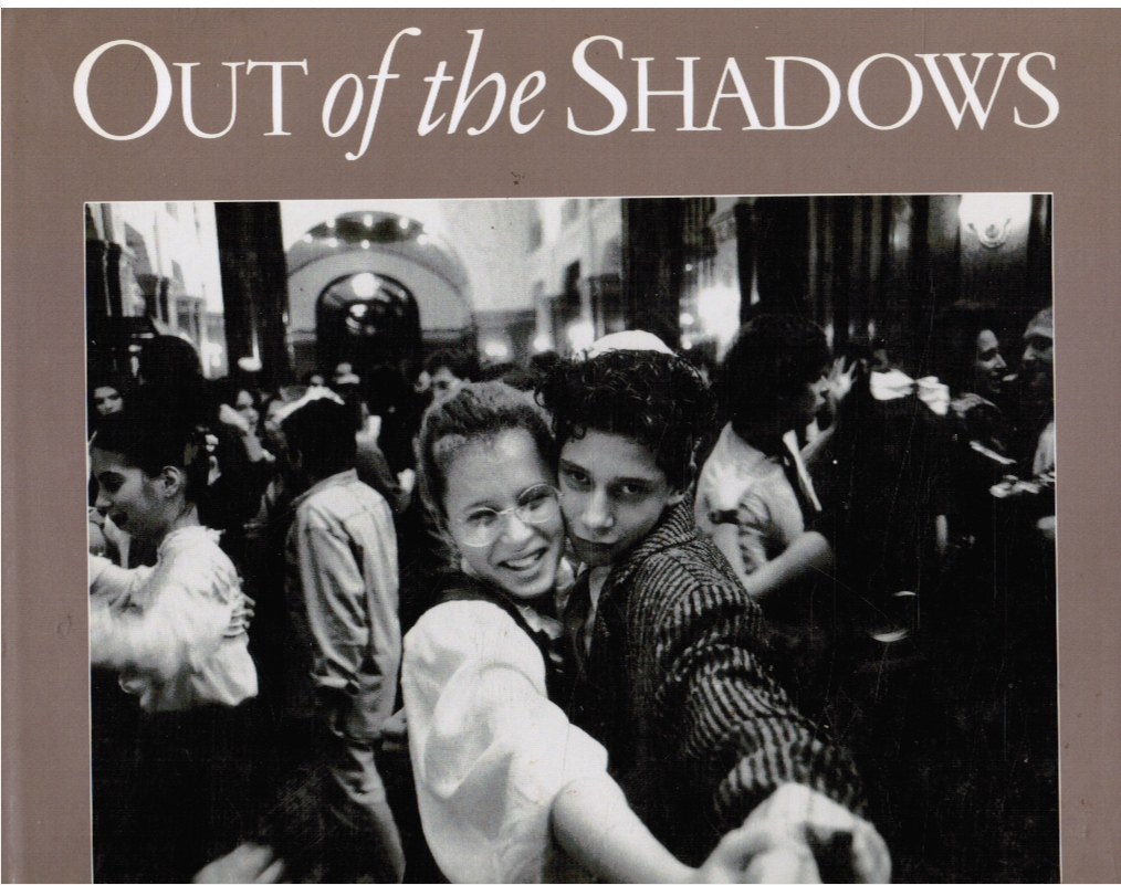 Image for Out of the Shadows: a Photographic Portrait of Jewish Life in Central Europe Since the Holocaust