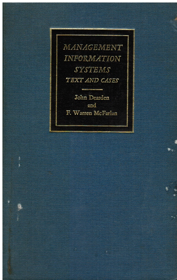 Image for Management Information Systems Text And Cases
