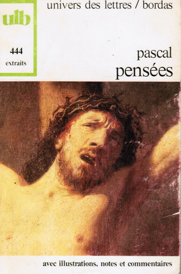 Image for Pascal's Pensees
