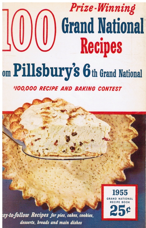 Image for 100 Prize-Winning Grand National Recipes (1955)