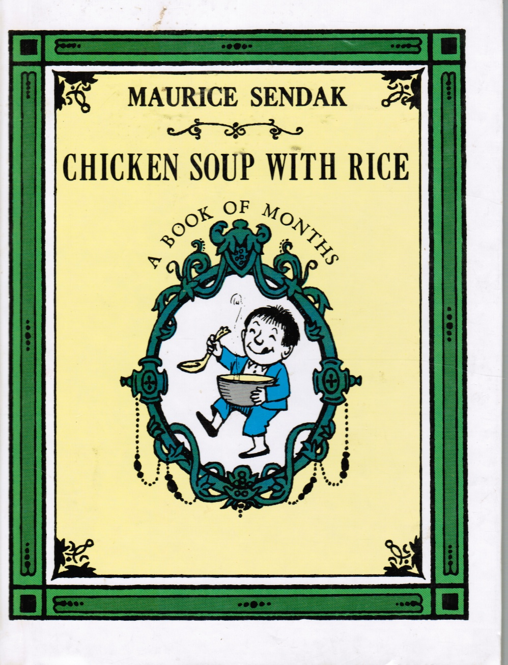 Image for Chicken Soup with Rice: a Book of Months