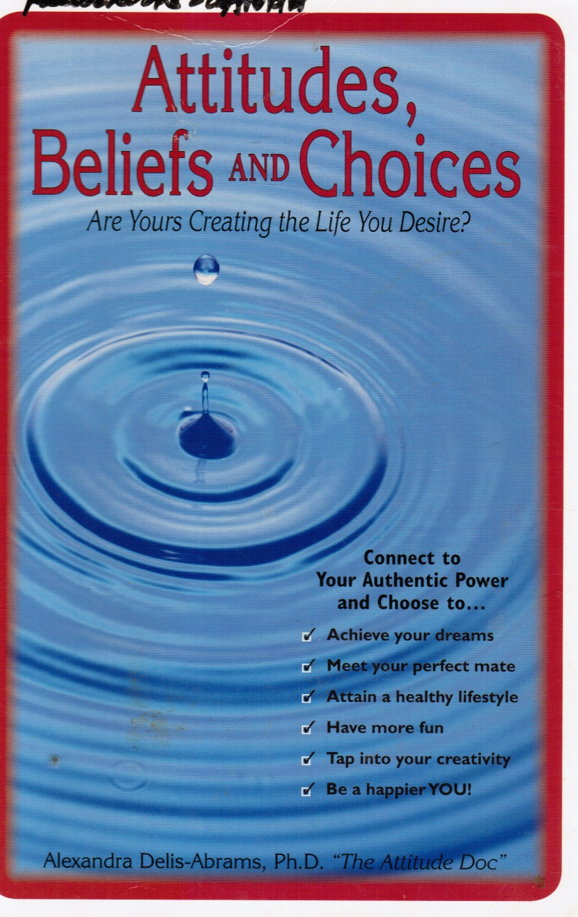 Image for Attitudes, Beliefs, and Choices