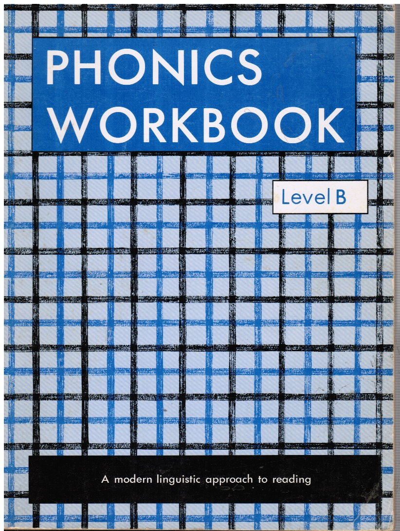 Image for Phonics Workbook Level B