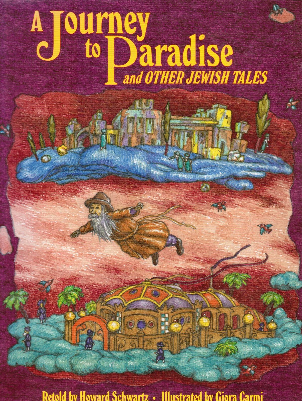 Image for A Journey to Paradise and Other Jewish Tales (SIGNED)