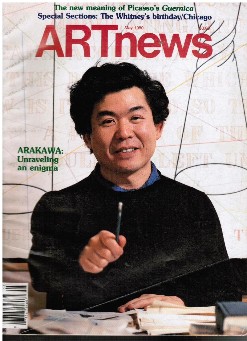 Image for Artnews Volume 79, Number 5, May 1980 Arakawa; Picasso, Freud